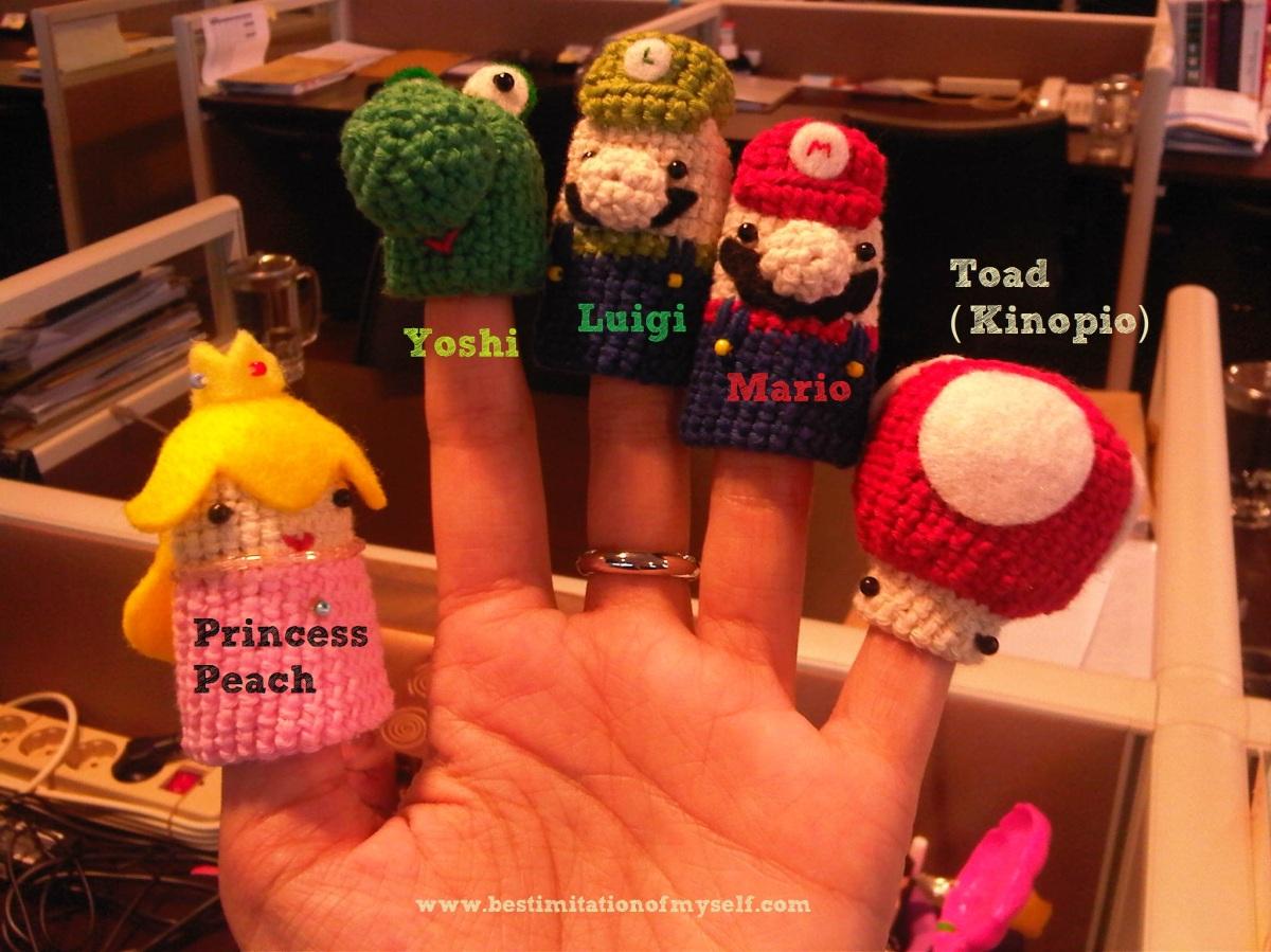 Fingerpuppet Frenzy