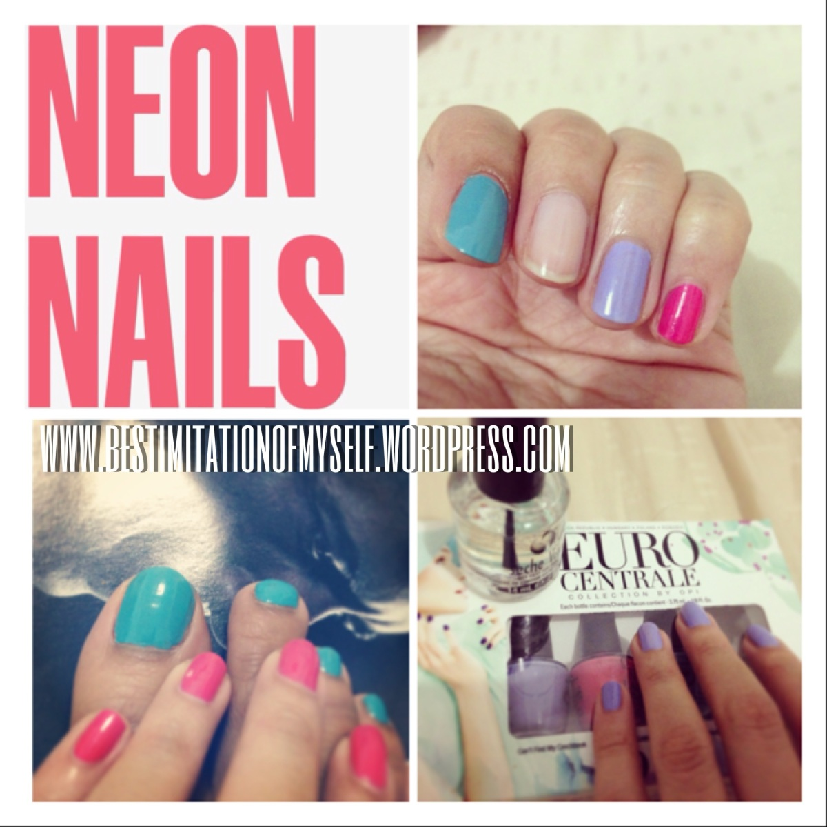 March #MonthlyManicure | Jagoan Neon